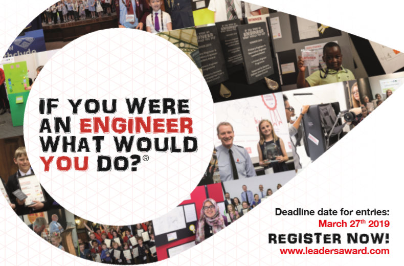 The Primary Engineer & Secondary Engineer Leaders  Award and the Scottish Engineering Leaders Award 2019