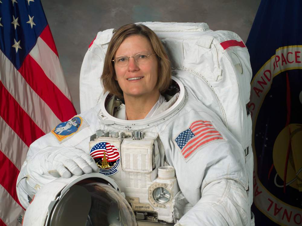 First American woman to walk in space confirmed as guest speaker at virtual Space festival
