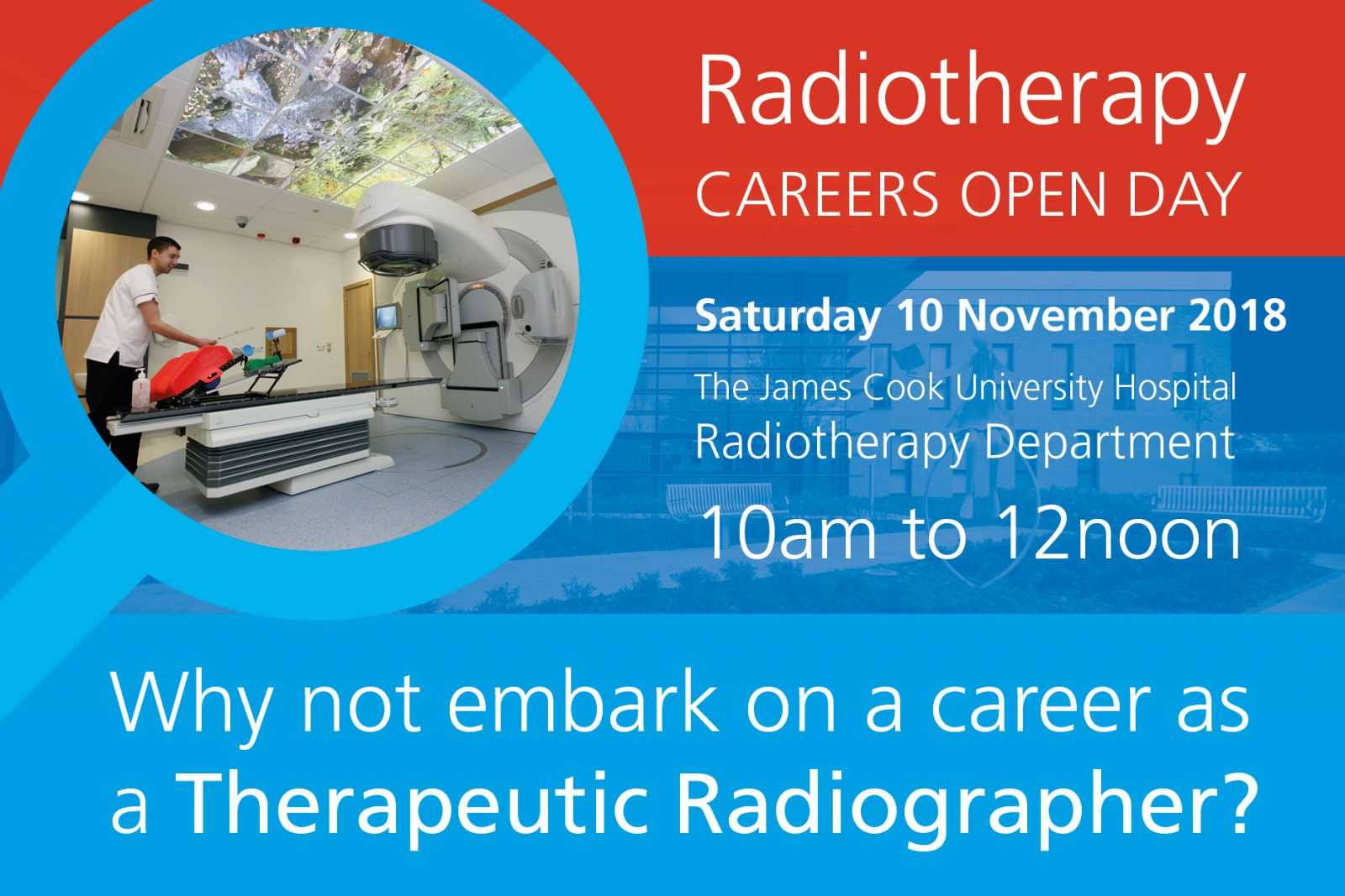 Radiotherapy Open Day